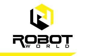 Robot World Logo